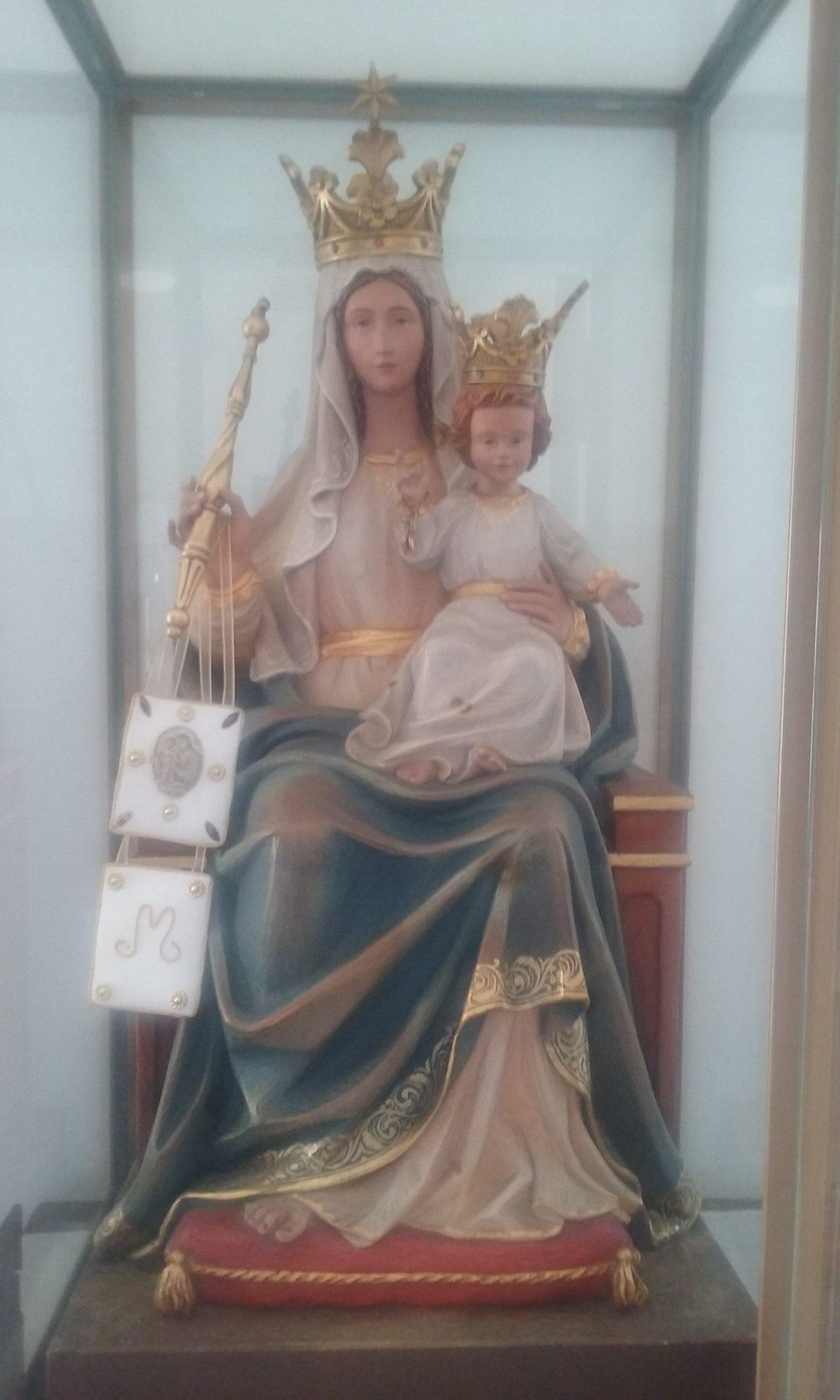 Vergine del Carmine Roma